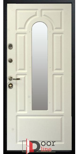 Кованая дверь Лацио Лайт