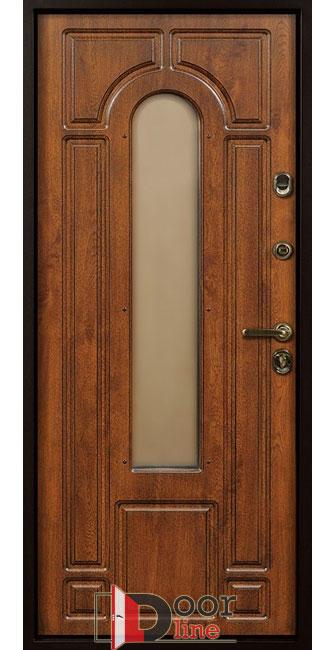 Дверь с ковкой Лацио Лайт