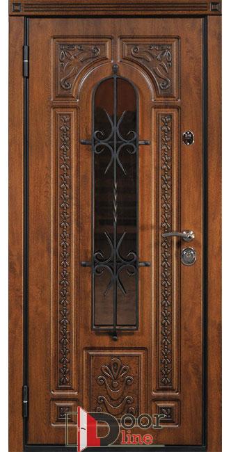 Входная дверь лацио в дом