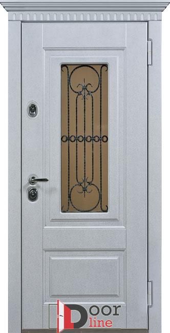 Оксфорд двери с окном