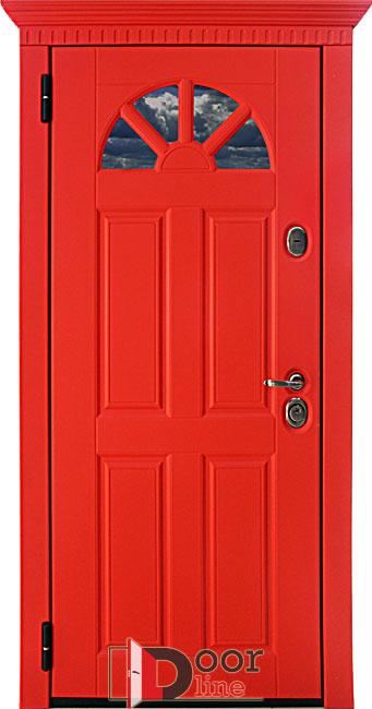 Входная дверь полония