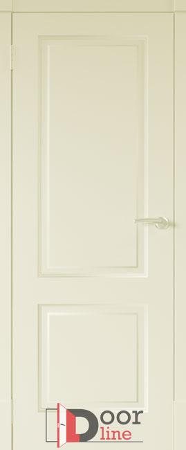 финская дверь эмаль слоновая кость ПГ