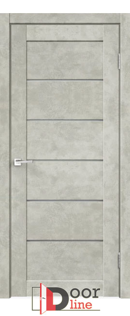 Loft 1 бетон светло серый