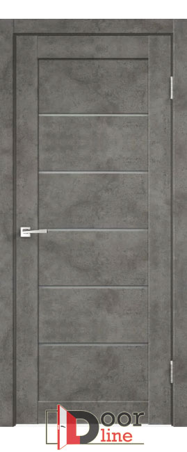 Loft 1 бетон темно серый