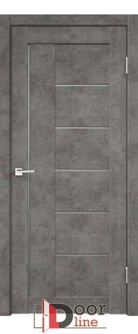 Loft 3 бетон темно серый