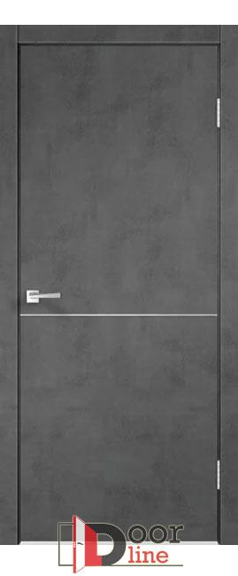 Techno M1 муар темно серый